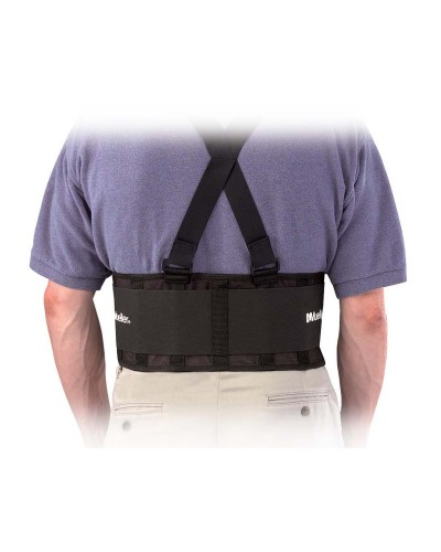 BACK SUPPORT WITH SUSPENDERS